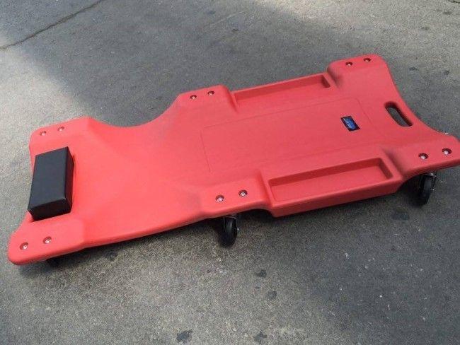 Първокласна монтьорска количка iCART PLASTIC до 170 кг тегло