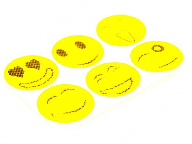 6 броя атрактивни и ефикасни лепенки срещу комари