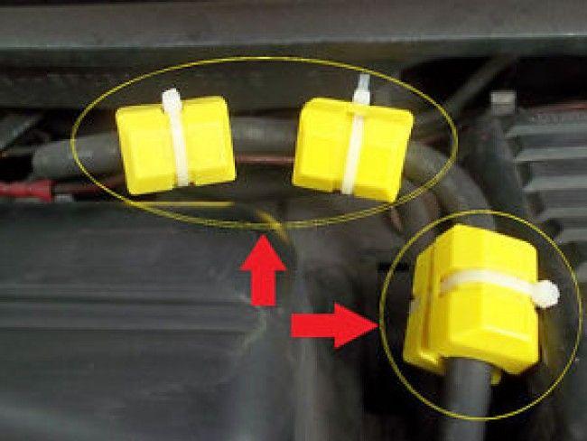 Комплект структуриращи магнити за подобряване на горивото и намаляне разхода на автомобила