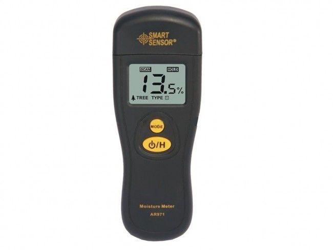 Професионален уред - влагомер Moisture Meter AR971
