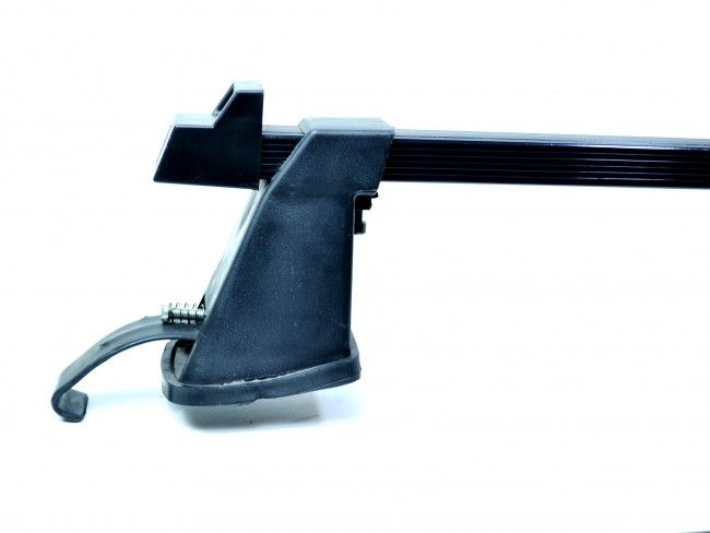 Mетален автобагажник за покрив на автомобила RB300 - 2 релси с дължина 118 см