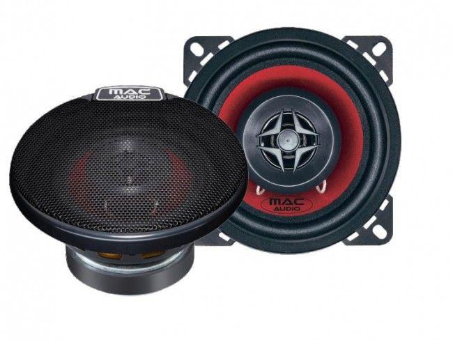 Два броя двуканални HiFi високоговорители Mac Audio APM Fire 10.2 - 4''/10 см