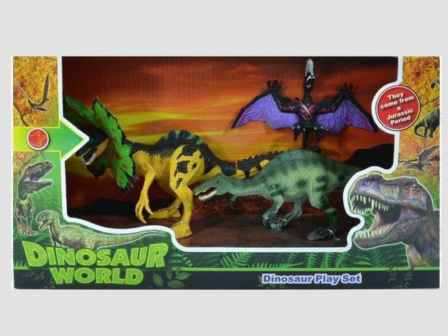 Dino World - Парк с динозаври F124-50