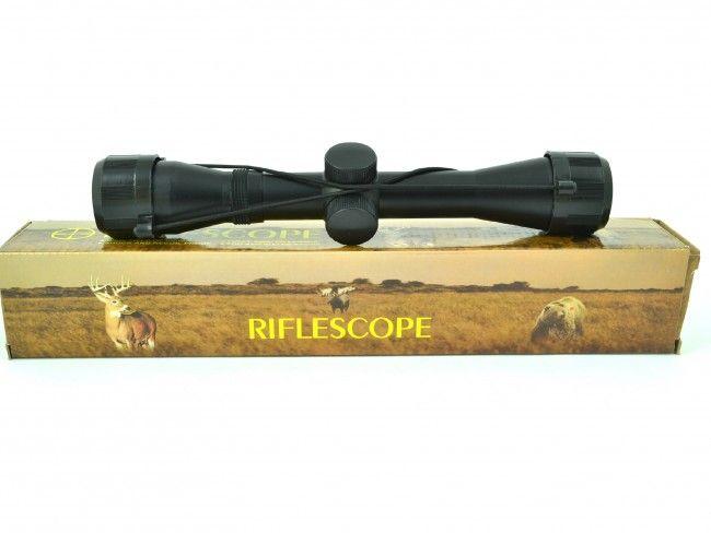 Далекобоен оптичен мерник Riflescope 4X32