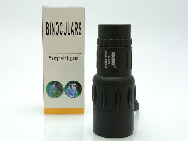 Мощен водоустойчив монокулярен далекоглед BUSHNELL 16X 8000m, оптика