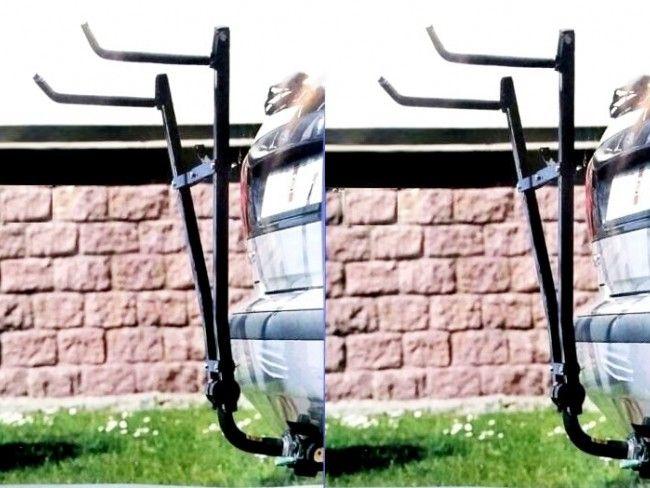 Разпродажба: автобагажник за велосипеди със закрепване върху автотеглич