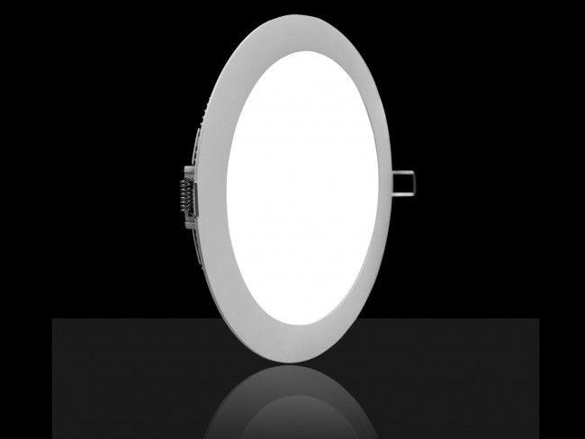 Висококачествено LED осветително тяло за вграждане с висока светимост и консумация 18W