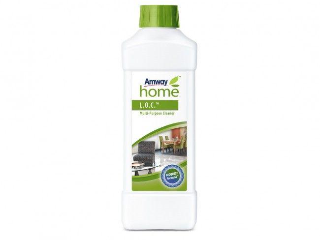 AMWAY HOME™ L.O.C.™ Универсален почистващ препарат съдове, санитария, подове и петна