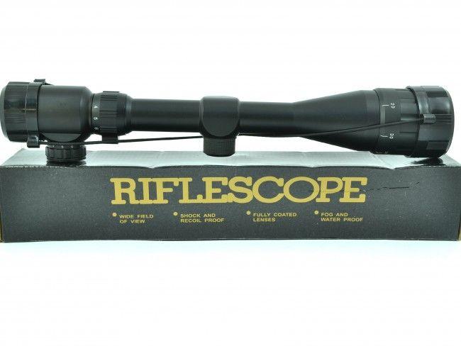Далекобоен оптичен мерник Riflescope 4-16X40