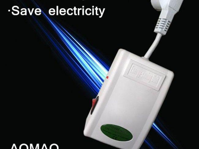 Power Saving Box AOMAO 016W- Енерго-спестяващо устройство! Намалява с 18% до 42%