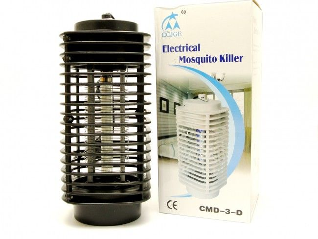 Компактна UV лампа срещу комари и вредители - Electrical Mosquito Killer CMD2B