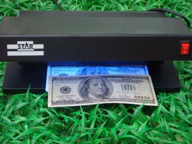 Професионален детектор за фалшиви банкноти ТК-2028