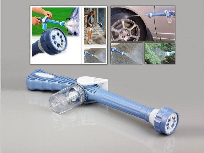 EZ JET - 8 канален водоструен пистолет с функция за безконтактно миене на автомобила