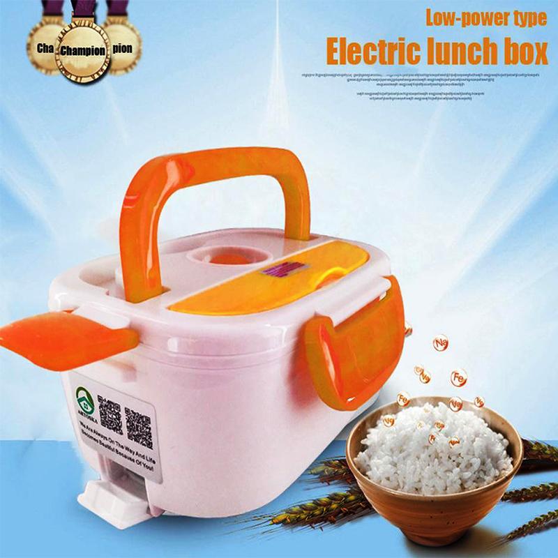 Електронна кутия за обяд - сгрява, претопля и поддържа храната топла и свежа
