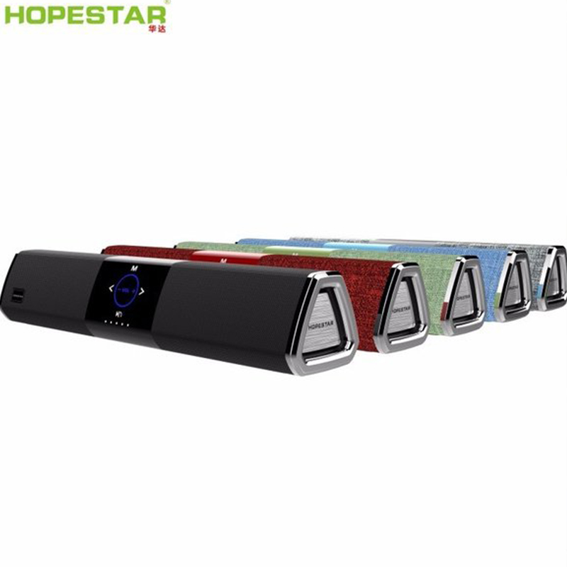 Луксозна HiFi блутудна аудио система HOPESTAR-A3- идеална за усилване звука на телевизора