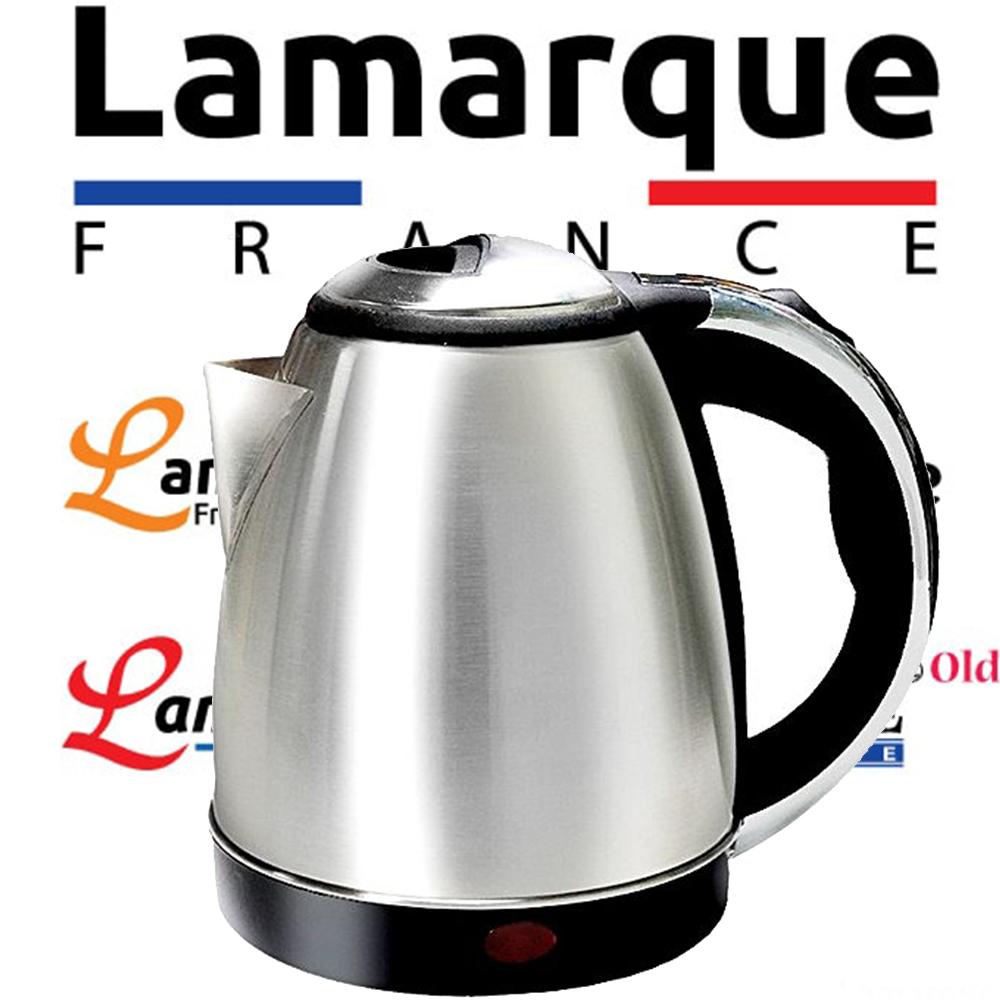 Френска метална електрическа кана LEMARQUE EK-3186  1.8L 1500W