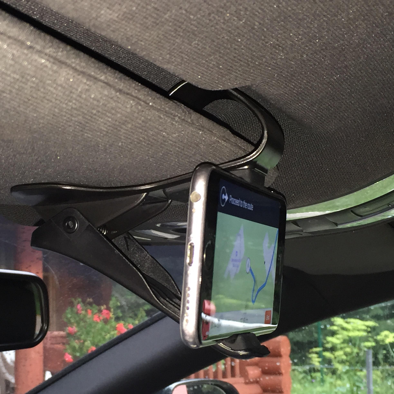 Най-класната автостойка за телефон/навигация Promoata PH-01