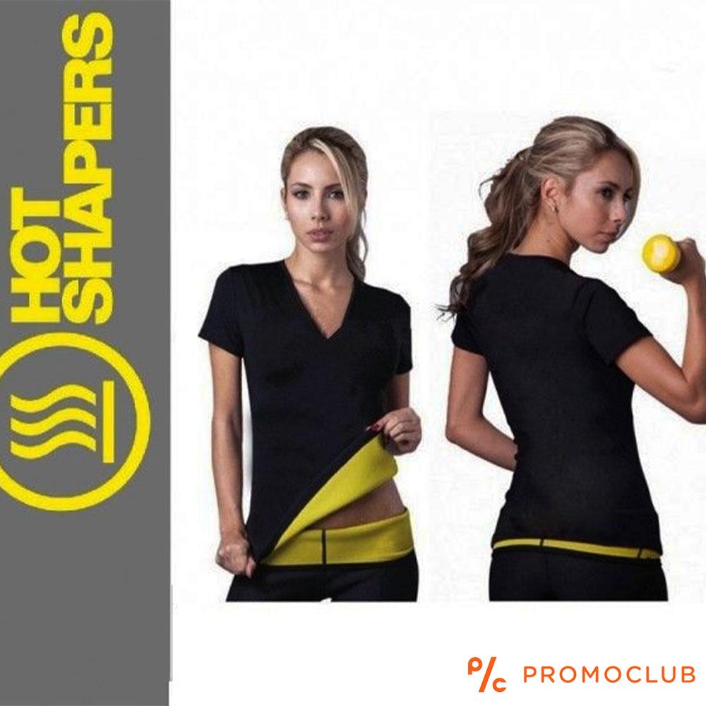 HOT SHAPERS неопренова блузка стопява излишните килограми