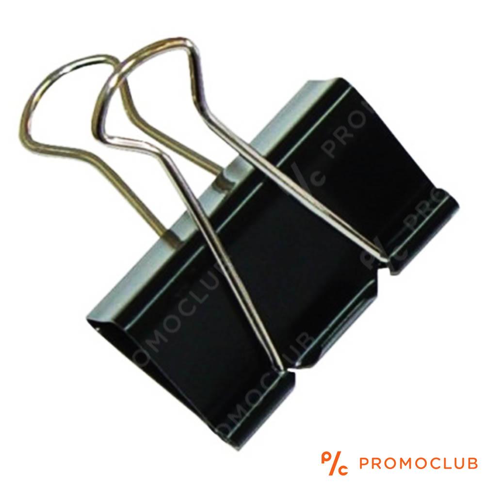 12 броя метални щипки-клипс BINDER CLIPS мини размер с мулти функционално предназначение