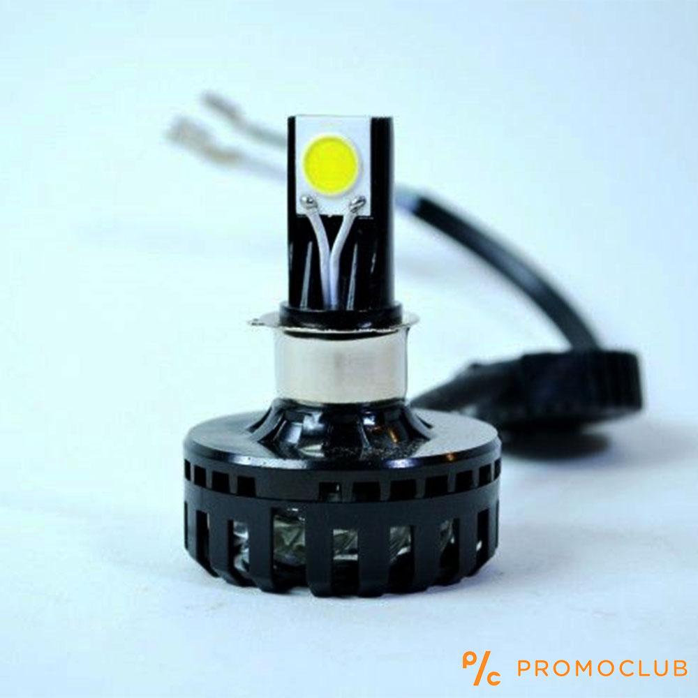 Мощен LED фар-система за мотоциклети. 10W и вградено охлаждане