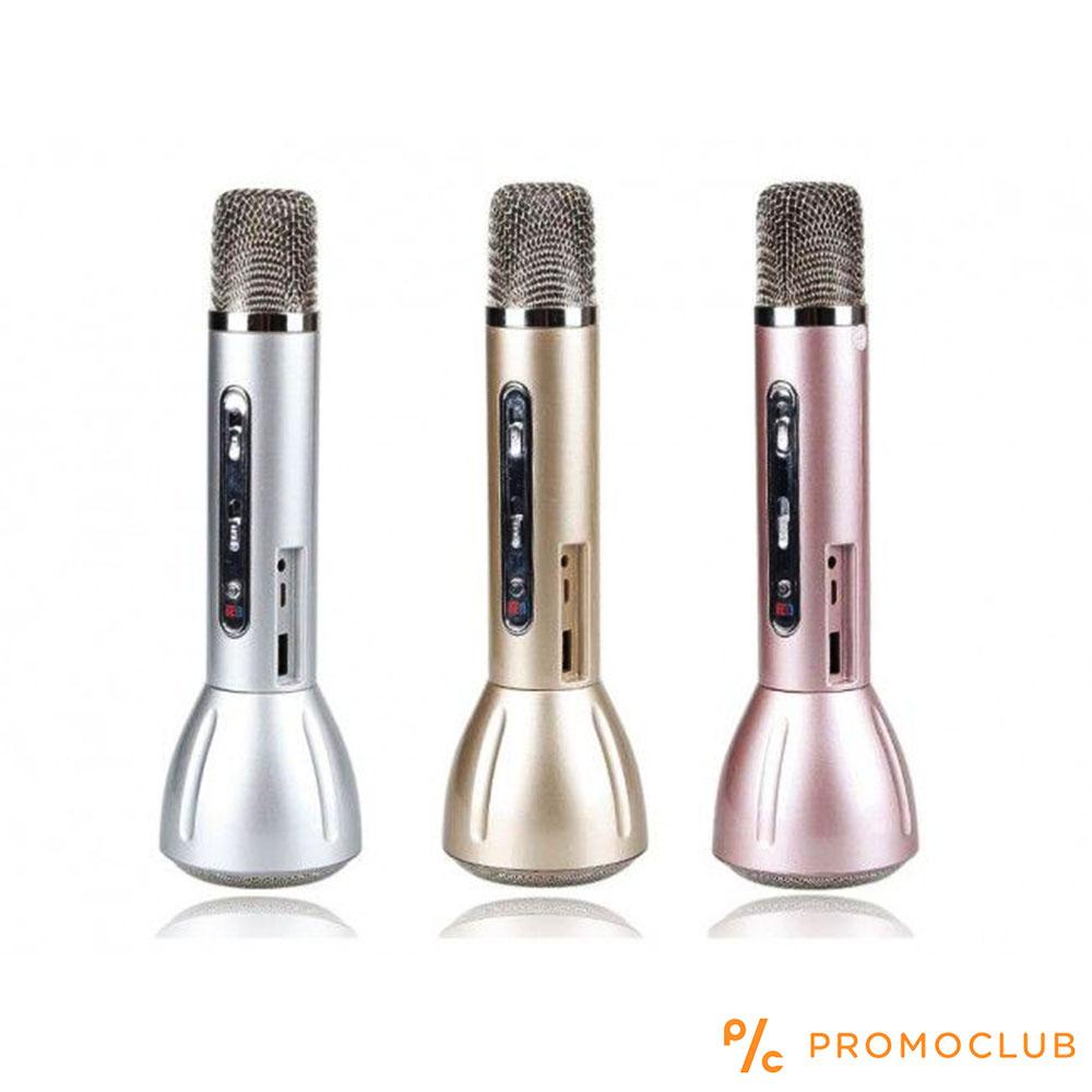 Мини Магия Bluetooth караоке микрофон K128