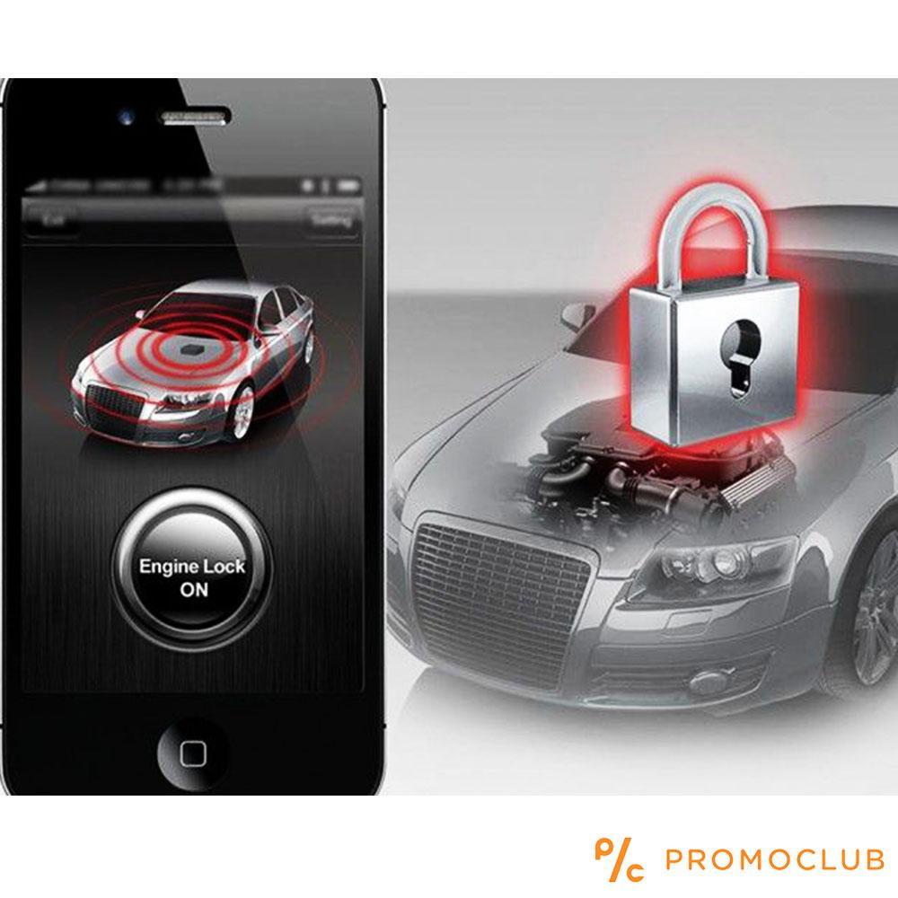 Smart Car Alarm  А881 за смартфон