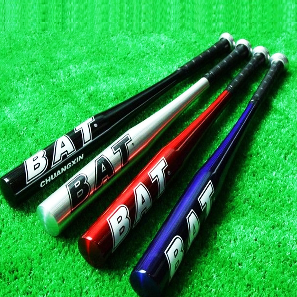 Най-големите атрактивни бат BAT JIAN WU30 инча / 76 см - леки алуминиеви бейзболни бухалки