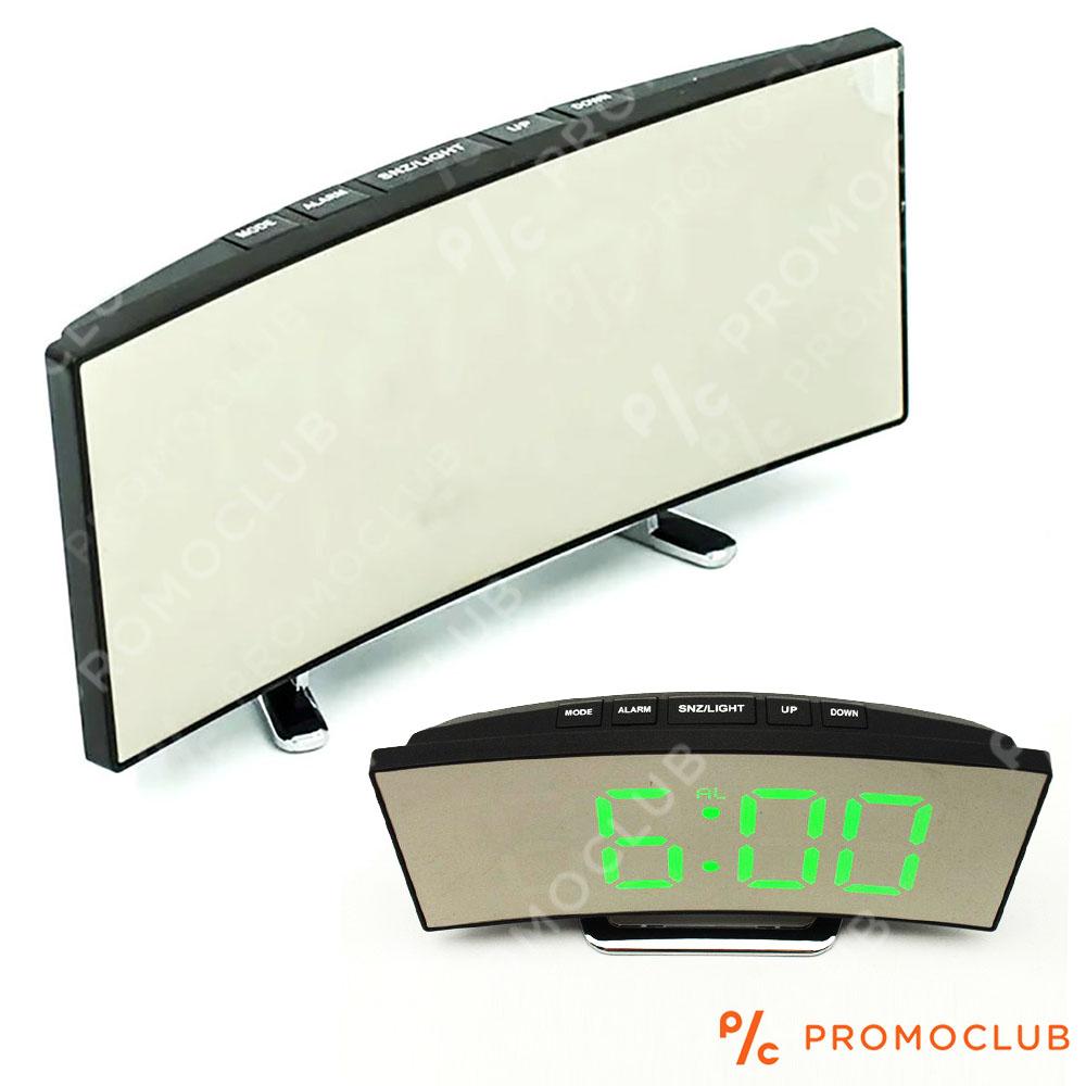 Огледален дигитален ТОП часовник DT 6507 с аларма ,термометър и много екстри