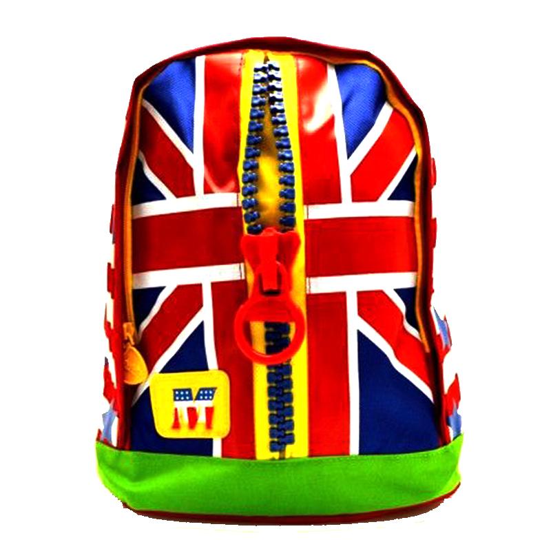 Атрактивна мини British раничка 719 за най-малките