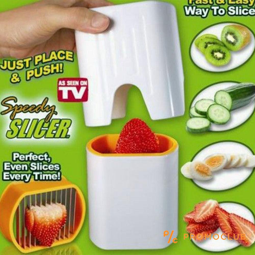 Бърза резачка за плодове и зеленчуци Speedy SLICER