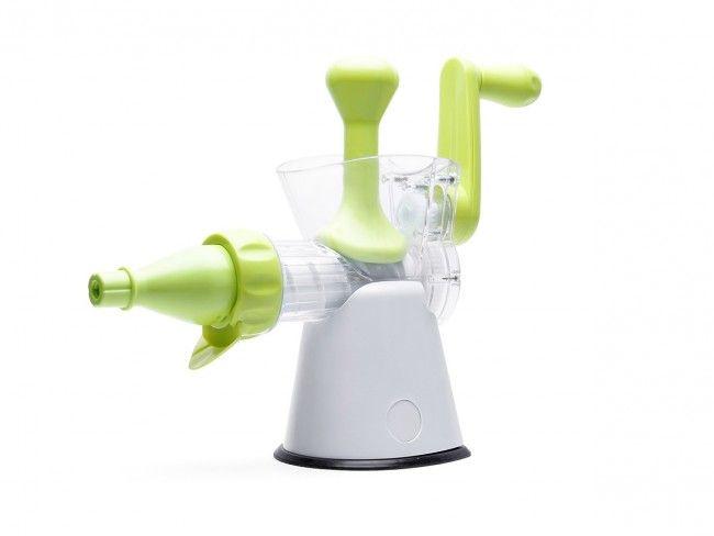 Ръчна сокоизтисквачка Juicer Multi- BFA материал дори и за кърмачета и бебета, блендер