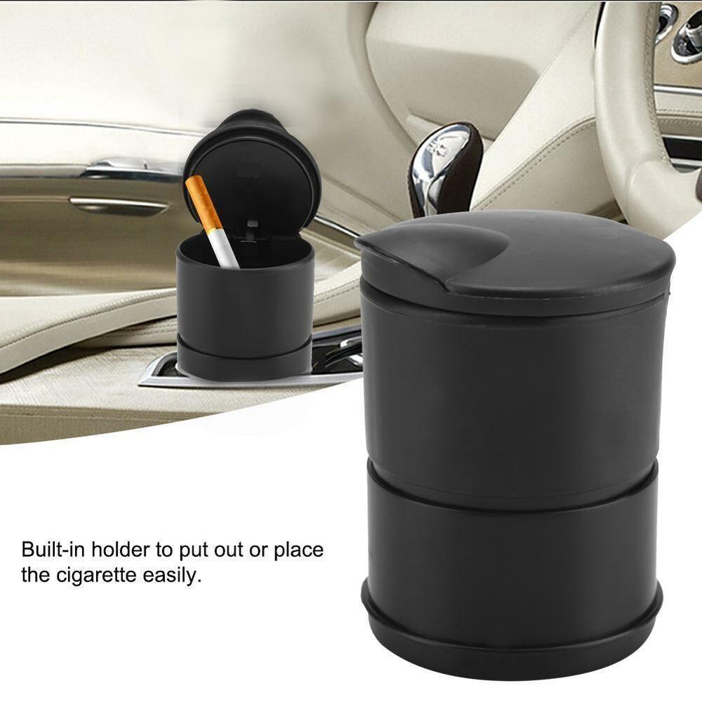 Херметичен пепелник за автомобил - край на пепелта и миризмите