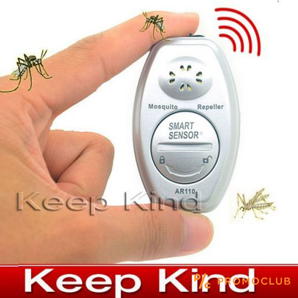 Мощна защита срещу комарите с мобилния Mosquito Repeller 800