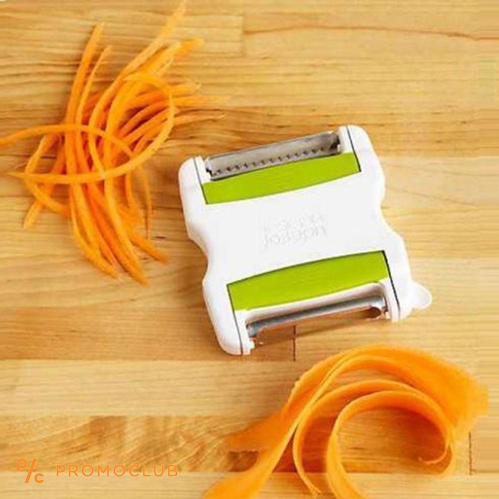 PEELER е твоят салатен помощник- иновативна белачка и ренде 2в1