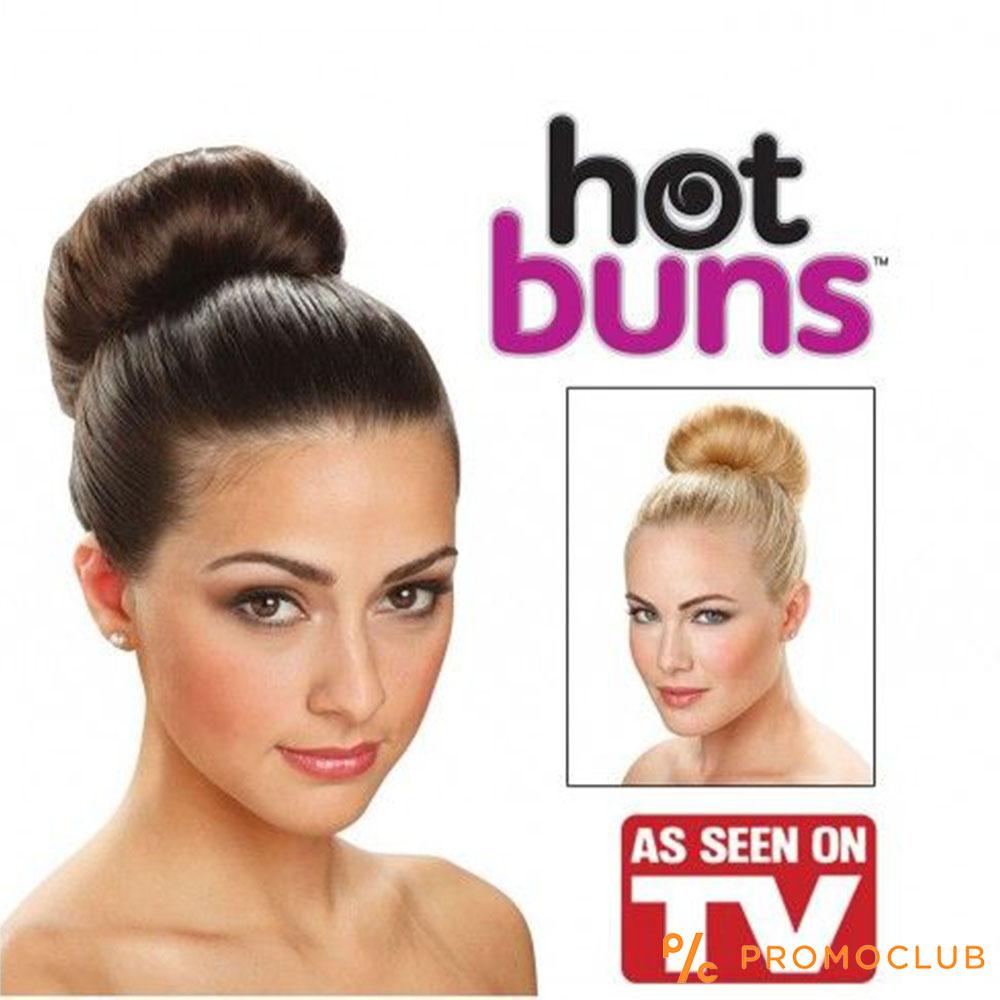 Hot Buns - моментален стилизиращ кок за перфектна прическа
