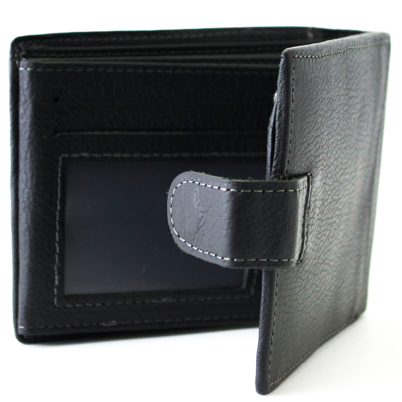 Кожен, мъжки портфейл 31067