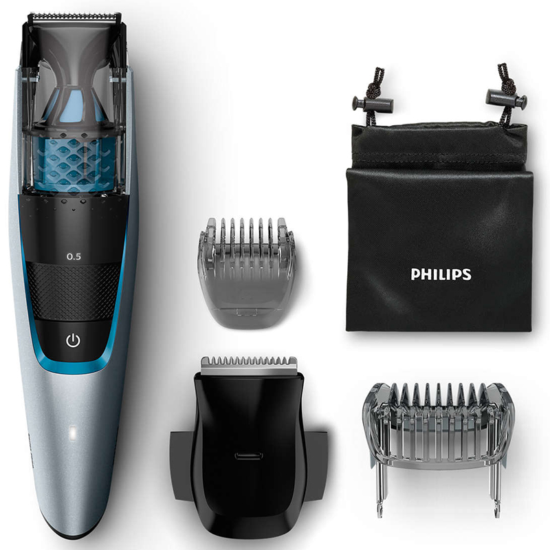 Philips Тример за брада с вакум series 7000 BT7210/15