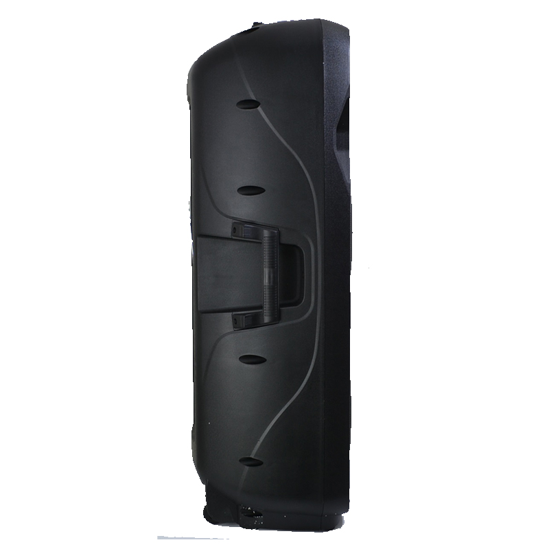 Активна караоке тонколона 2x15 инча MBA SA8802