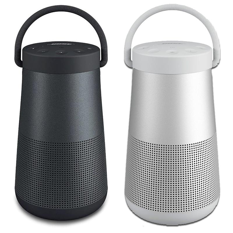 HiFi мини аудиосистема Soundlink Revolve+- блутут, microSD card, FM, MP3 - класна реплика