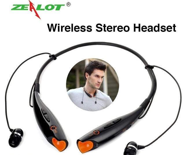 Блутудни спортни супер слушалки ZEALOT B9+