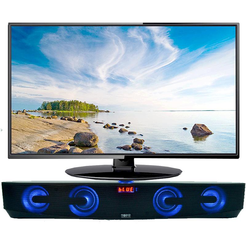 HiFi аудио, блутудна система SUPER BASS TG012 - удобна за връзване към телевизора