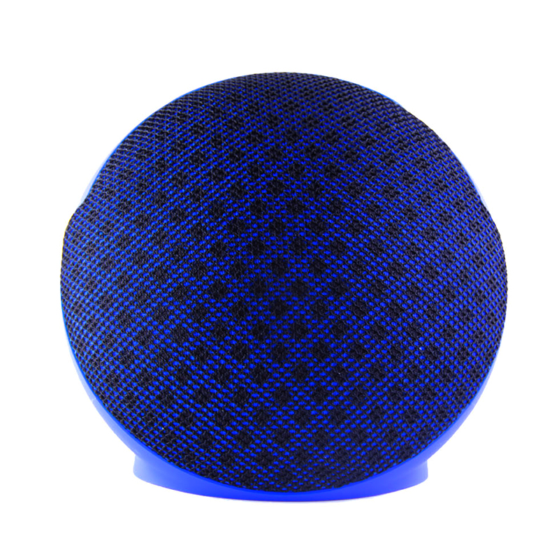 Портативна Bluetooth колона JC-210 със заден BASS WOOFER - bluetooth, SD card