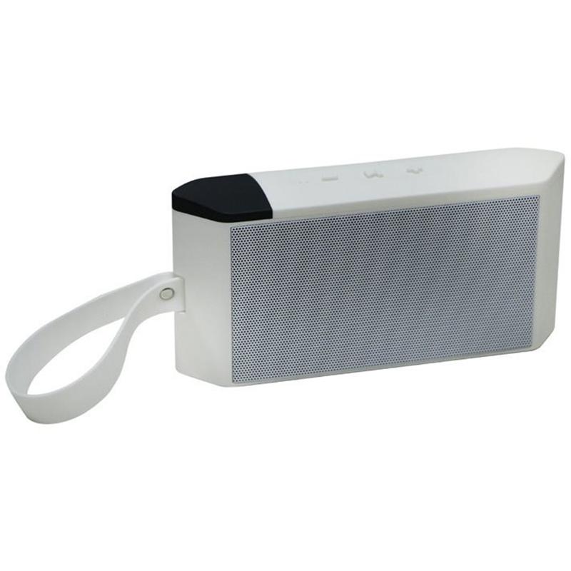 Портативна HiFi тонколонка SDH-205 - блутут, SD card, FM