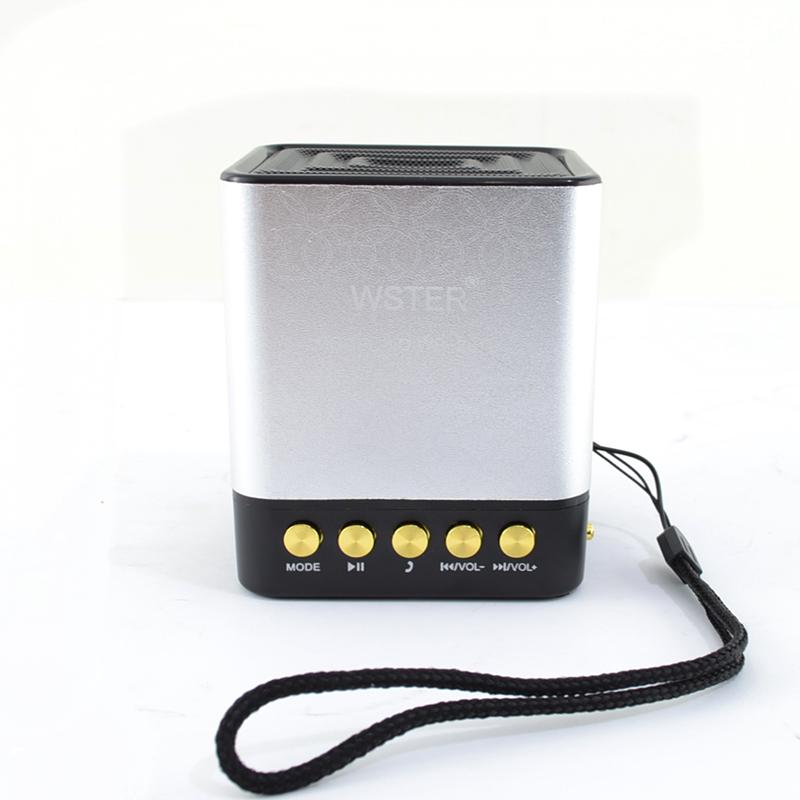 Безжична блутудна тонколонка WS-2818 - MP3, FM, SD card