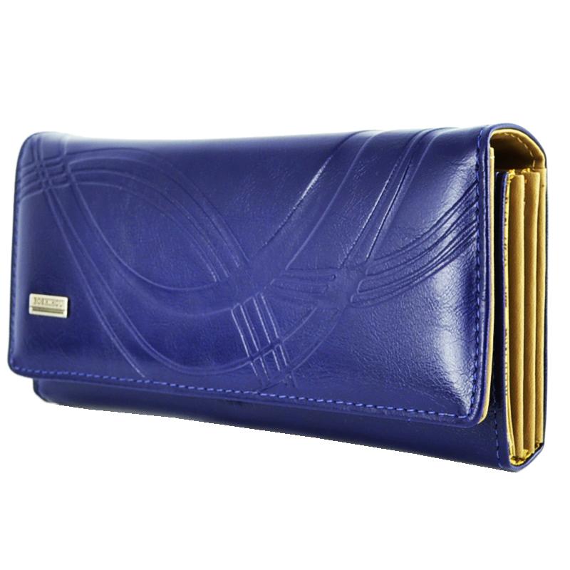 Дамски портфейл BOSHIHOU 0402 CLASSIC, еко кожа, 4 цвята