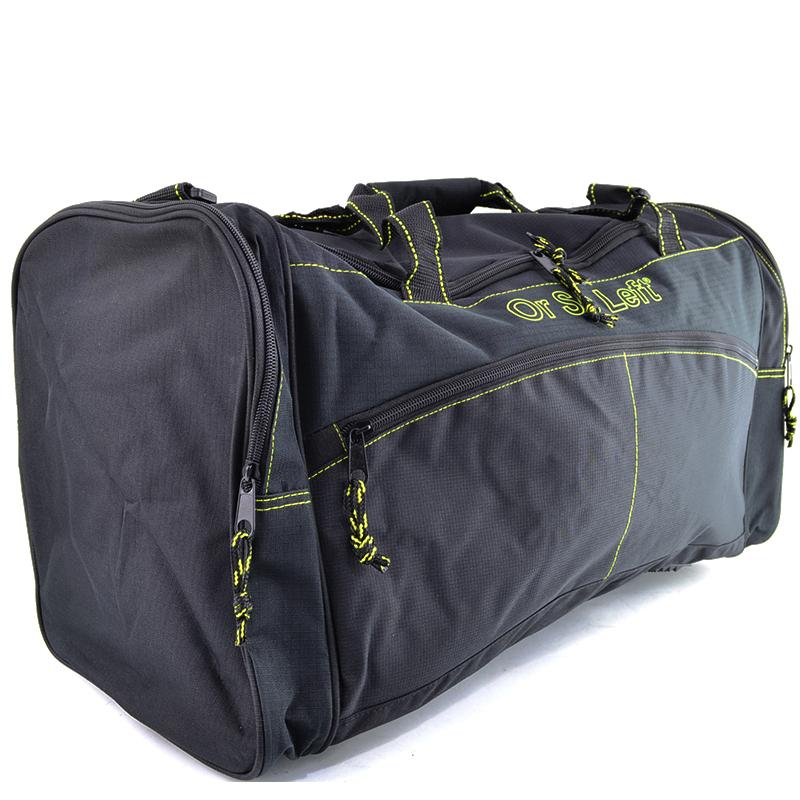 Компактен пътнически сак 70011 с цветен шев