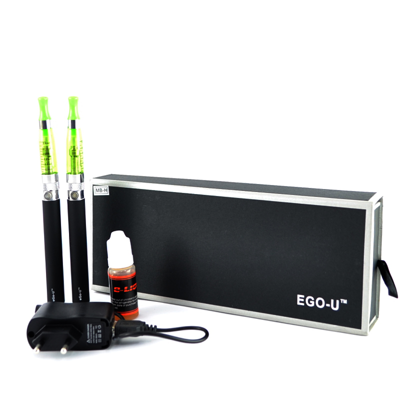 Две електронни цигари EGO-U MB-H 1100 MAH - комплект