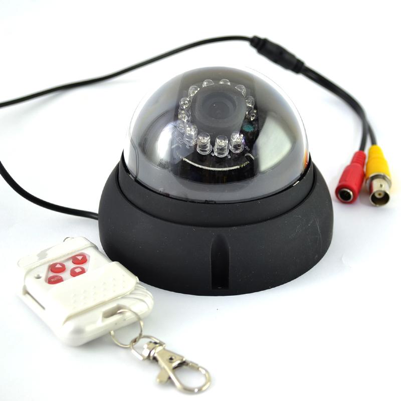 Моторна, куполна камера за видео наблюдение с дистанционно управление KYX-B1102B