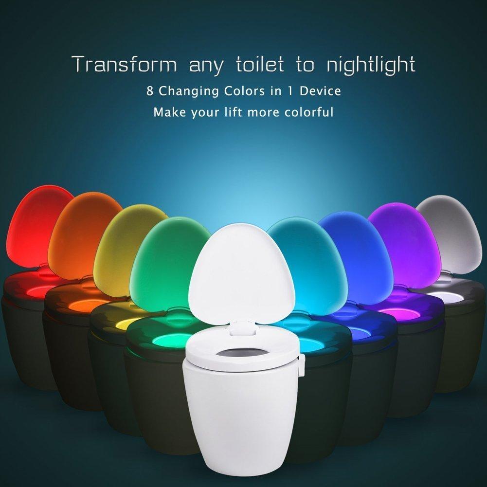 BF SALE: TOILIGHT LED осветление за тоалетна със сензор за движение