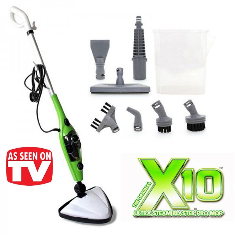 Steam MOP X10- 10 в 1 уреда за почистване